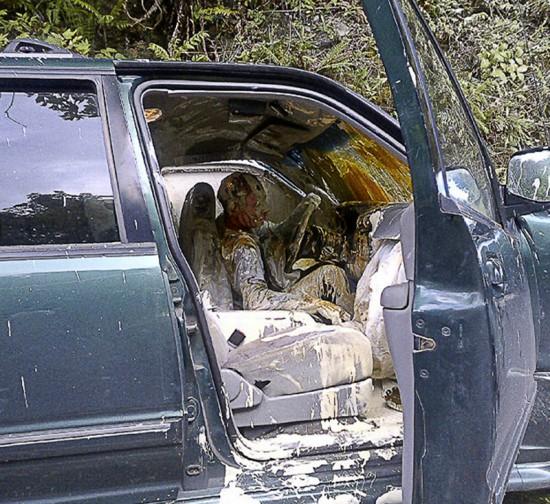 Красочное автомобильное происшествие (1)